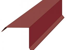 Торцевая планка  цветная (полимер)