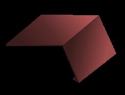 Планка карнизная цветная (полимер)
