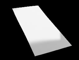 Гладкий лист оцинкованный (ZN)