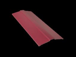 Конек фигурный цветной (полимер)