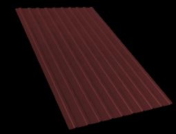 Профнастил C 10 цветной (полимер)
