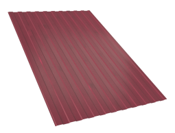 Профнастил С8 цветной (Полимер)