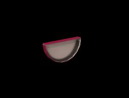 Заглушка Желоба ф130мм
